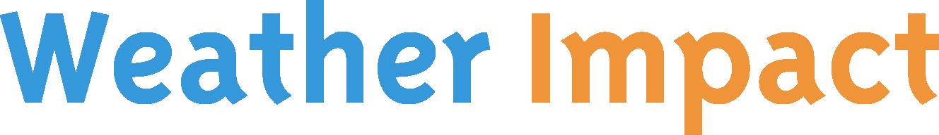 Logo Weather Impact